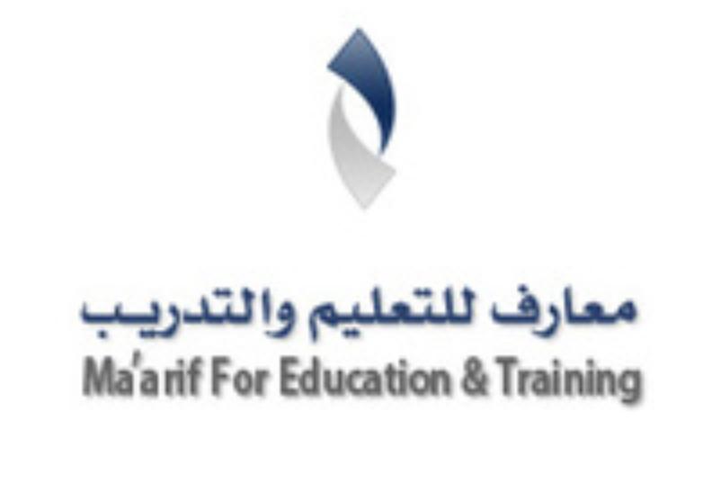 شركة معارف التعليم والتدريب